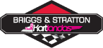 Briggs Racing by Kartlandas Logo