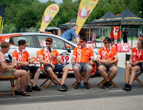 Aurum 1006 lenktynių patirtis – jauniausia komanda startuoja