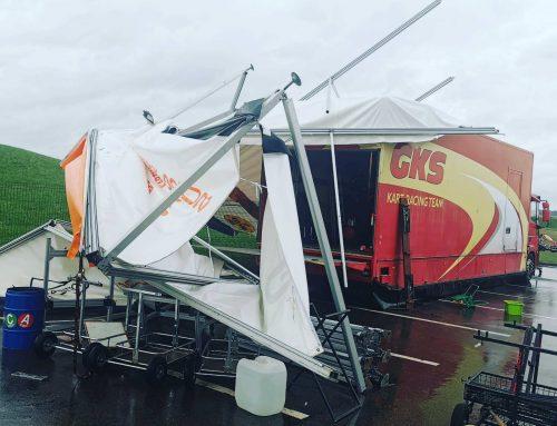 Baltic Karting Academy komanda liko be namų